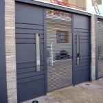 Portões de Casas modernas – 13 modelos para inspirar