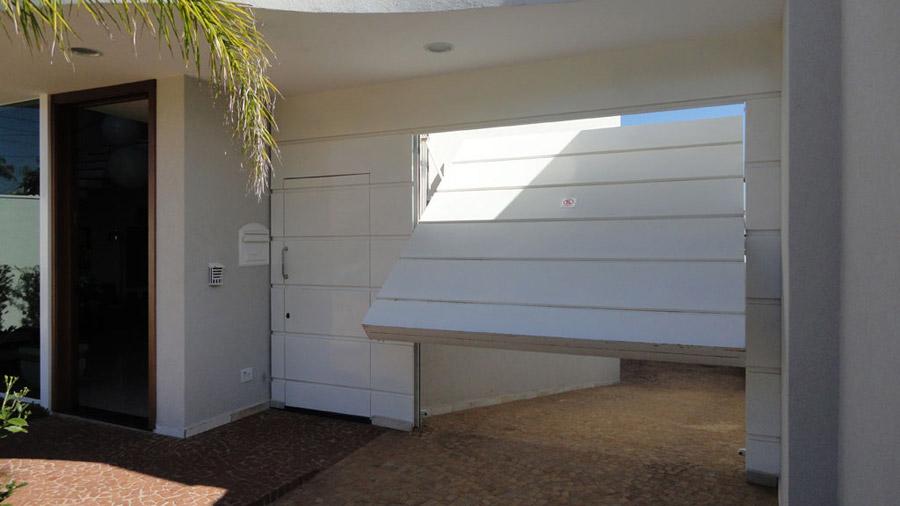 Conhecido Portões de Casas modernas - 13 modelos para inspirar SZ95