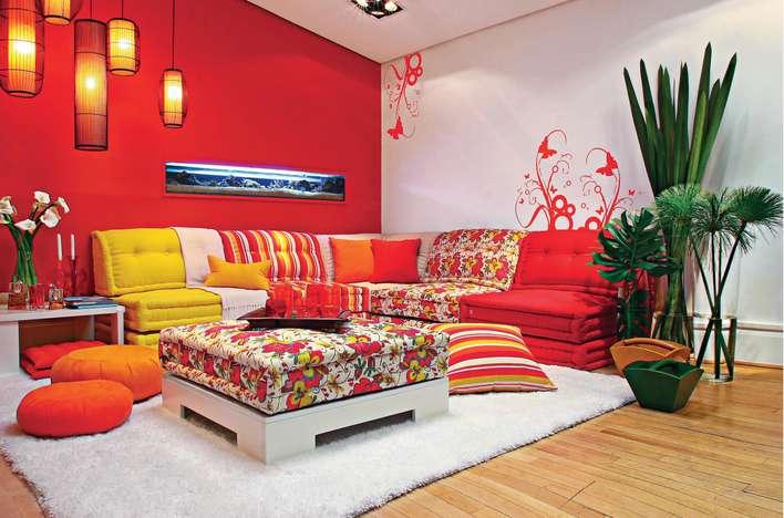 decoracao-de-sala-usando-tapetes