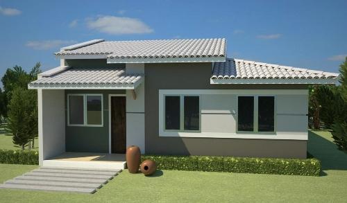 14 modelos de fachadas de casas pequenas for Casas pequenas con fachadas bonitas