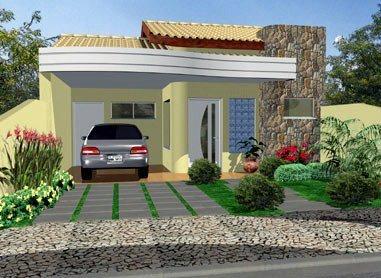 fachada-pequena-para-casa