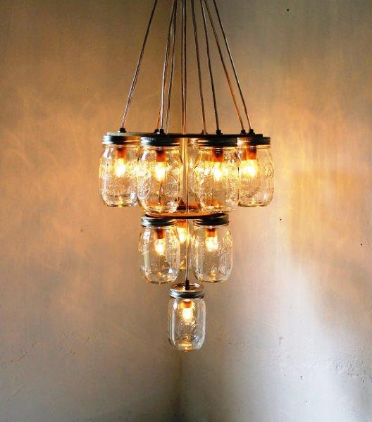 Luminárias Criativas para Decoração como fazer