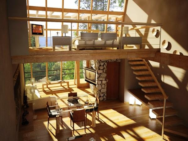 Modelos de Lofts Decorados e modernos