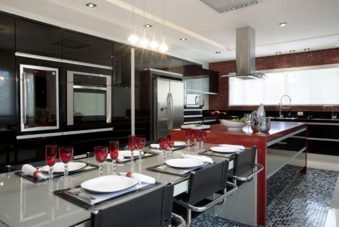 decoracao-de-cozinhas-gourmet-com-churrasqueira-fotos