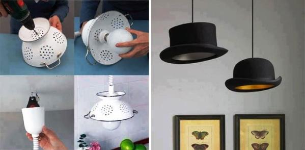 dicas Luminárias Criativas para Decoração