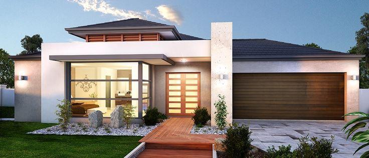 Fachadas de casas t rreas fotos modelos - Fachada de casas ...