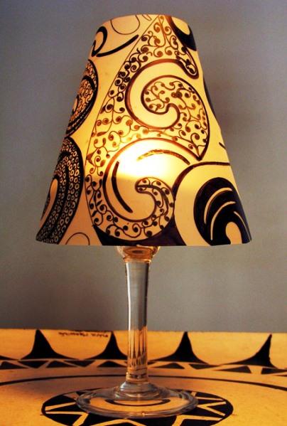 modelos Luminárias Criativas para Decoração
