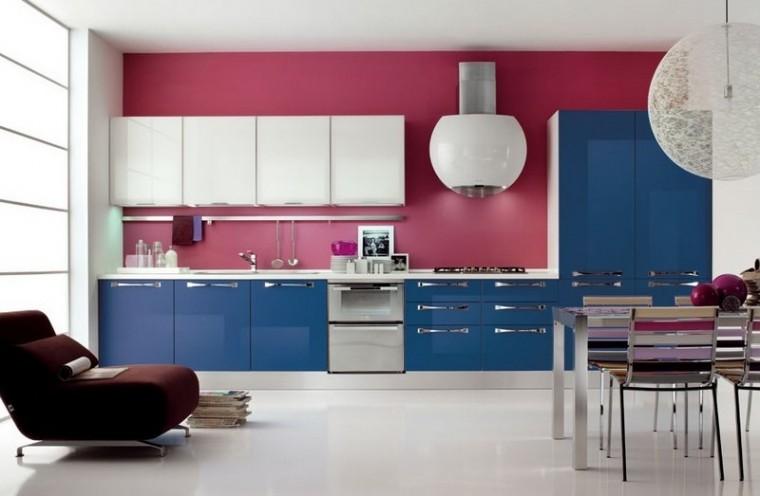 Cores para cozinhas modernas