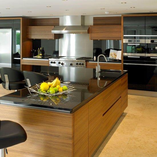 cozinha moderna contemporanea