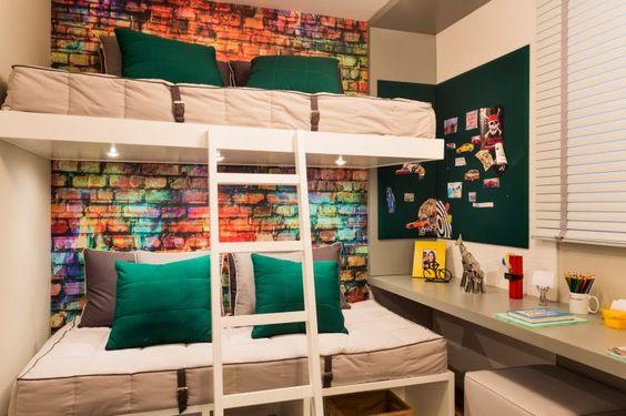 decoracao-de-quarto-masculino-com-duas-camas