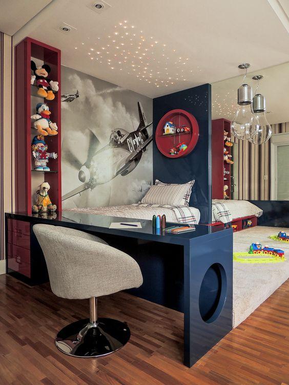 decoracao-de-quarto-masculino-para-criancas