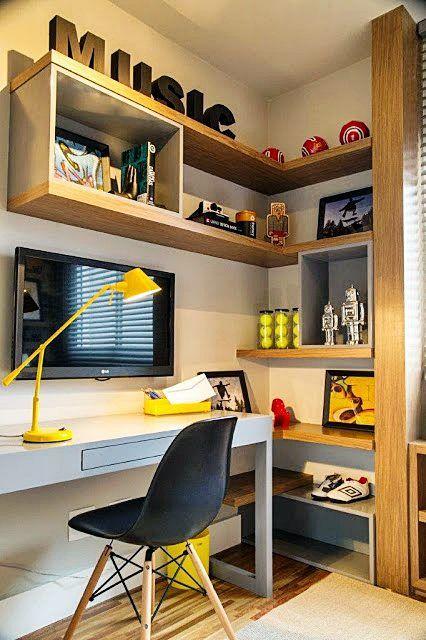 decoracao-para-quarto-de-jovens-masculinos