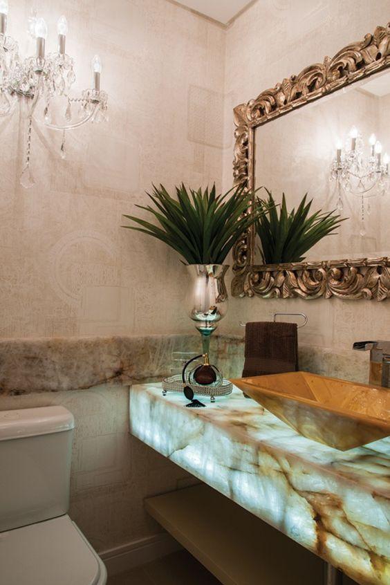 fotos de Espelhos para Banheiros