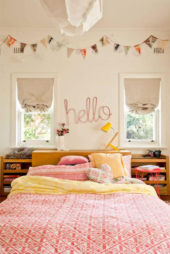 quartos femininos decorados perfeitos