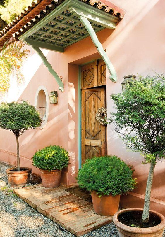 casas-coloridas-com-plantas