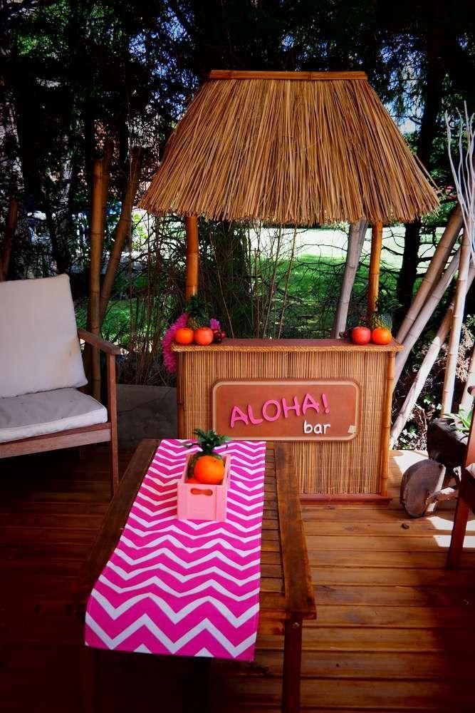 Decora 231 227 O De Festa Havaiana 30 Modelos Inspiradores
