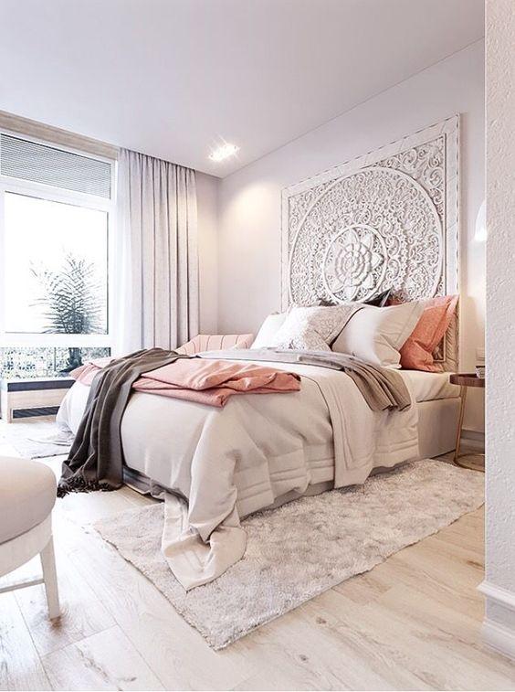 cortinas para quarto de casal pequeno