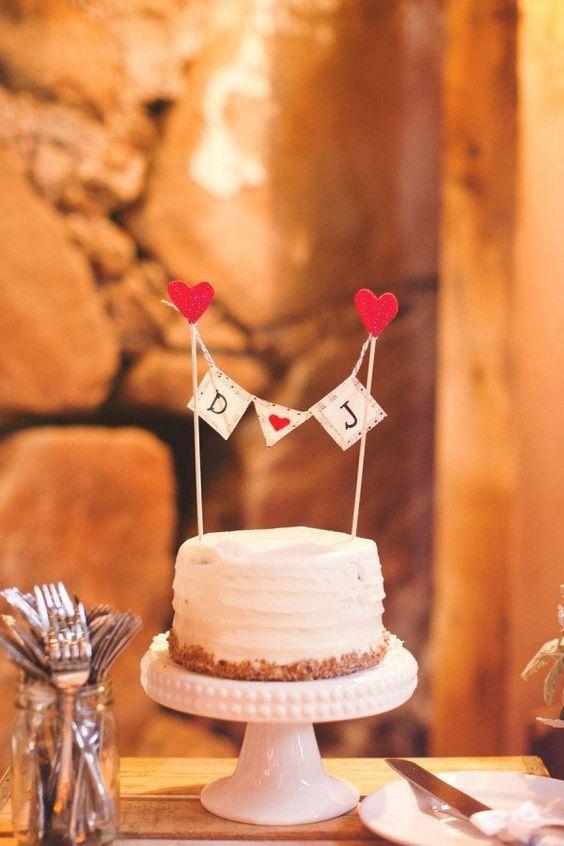 bolos para Festa de Noivado