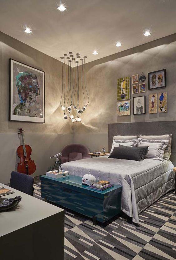como decorar um quarto de menino