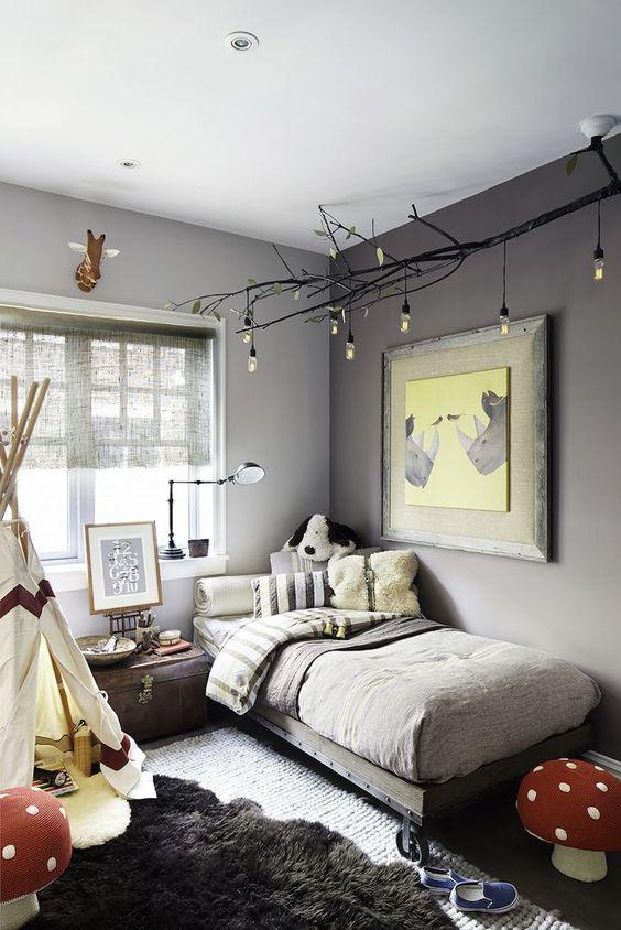 como decorar quarto de menino