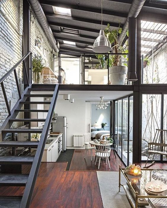 loft 2 pisos