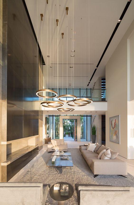 Loft grande moderno