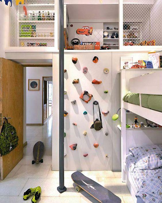 quartos de meninos ideias para decora o com 100 fotos. Black Bedroom Furniture Sets. Home Design Ideas