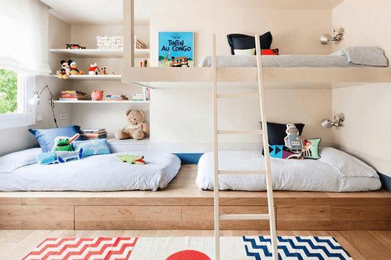 quartos de meninos
