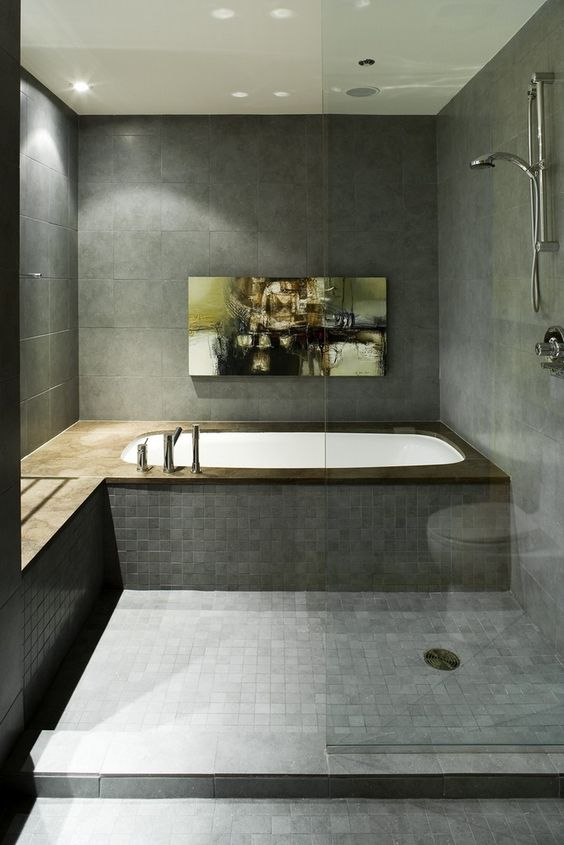 Contempory Bathrooms
