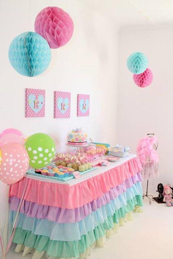 aniversario infantil simples