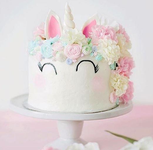 bolo para aniversário simples