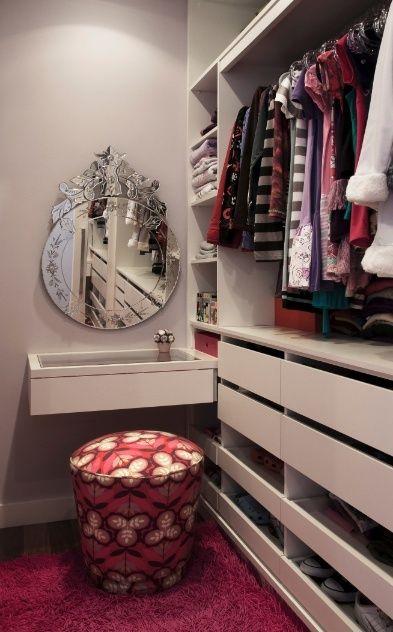closet pequeno lindo