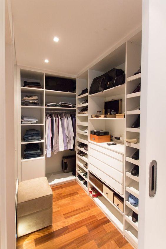 40 closets pequenos que v o inspirar voc