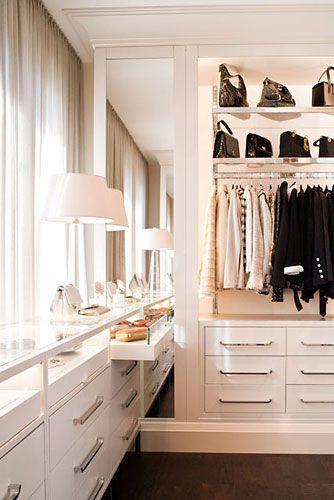 closets pequenos fotos