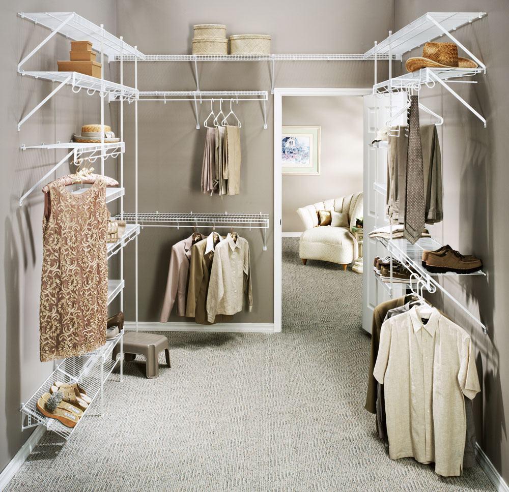 closets pequenos sem gastar muitodinheiro
