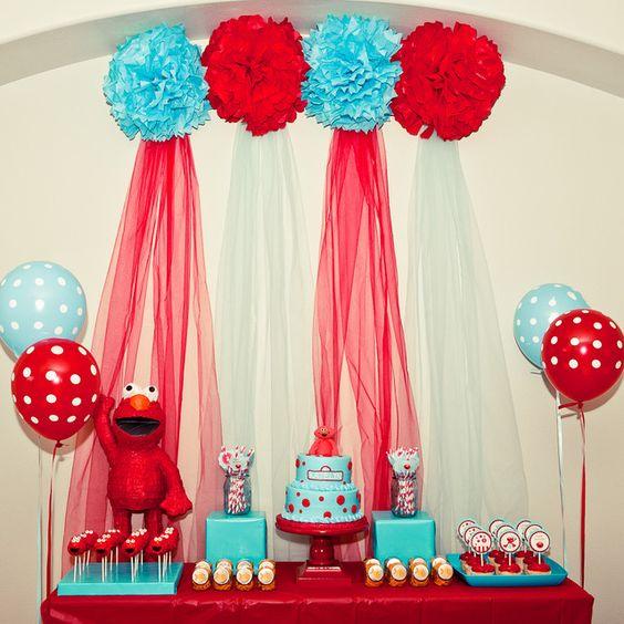 Como fazer Decoração de aniversário simples