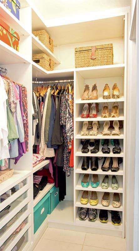 decorar closet pequeno