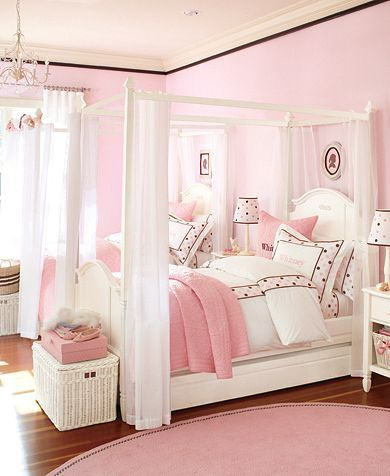 quartos de princesas decorado