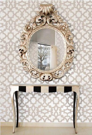 Espelhos venezianos perfeito