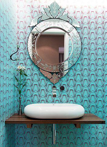 Espelhos venezianos perfeitos