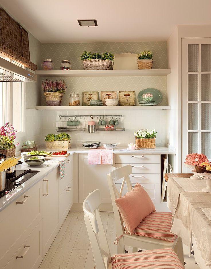 Cozinhas em L clássica