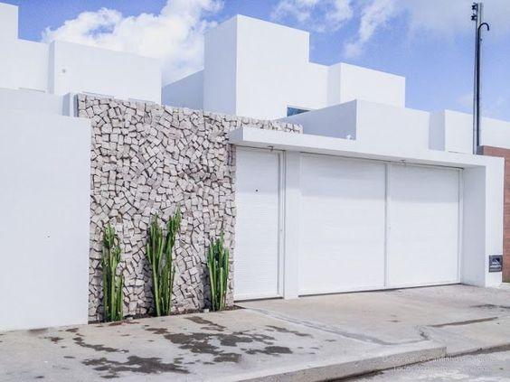 muros residenciais bonitos