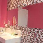 Papel de parede para banheiro: Modelos para inspirar!