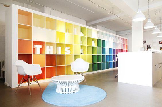 decoracao-para-ambientes-de-trabalho-coloridos