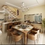 12 Modelos para Decoração de sala de jantar