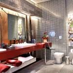 15 Modelos criativos para Decoração de Banheiros