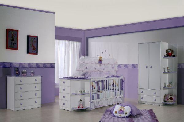 decoracao-quarto-feminino-de-bebe-simples