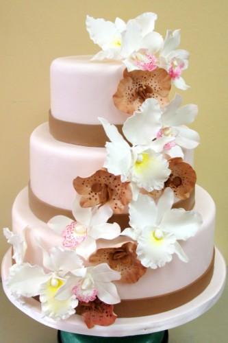 bolos-com-flores-para-casamento