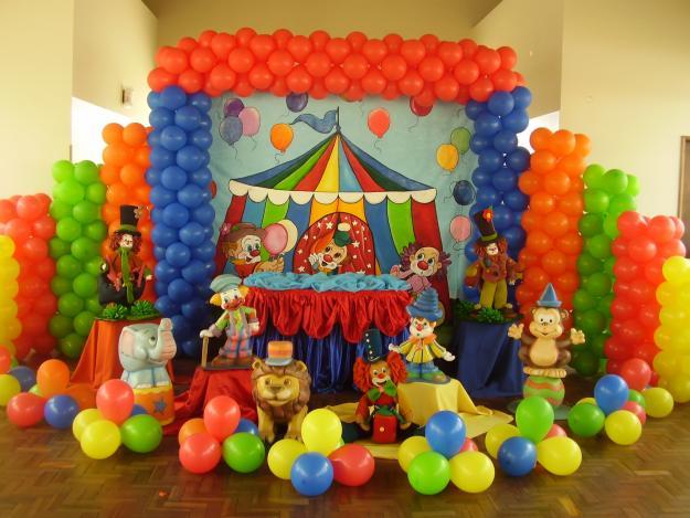 como-decorar-festa-infantil-tema-circo