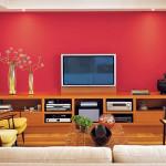 Sugestões de Cores para pintar a sala